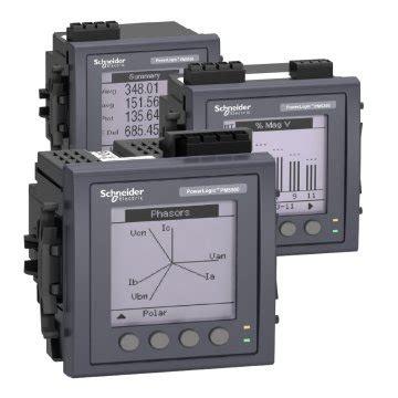 Pm Current Trasformer 100 800 schneider powerlogic pm5110 3 phase power meter 15th thd