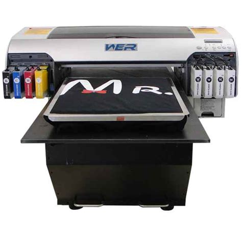 Printer Dtg China Dtg T Shirt Printer Wer China