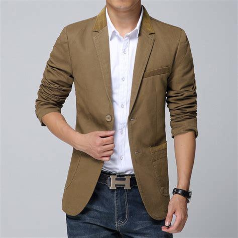 Promo Blazer Pria Blazer Casual Blazer Santai Blazer Murah Bla berita aneka model blazer dan cara memilih model blazer pria yang tepat untuk tubuh kazoustore