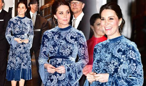 Expensive Designer Are Costing Even More by Kate Duchess Of Cambridge Stuns In Erdem Dress Even More