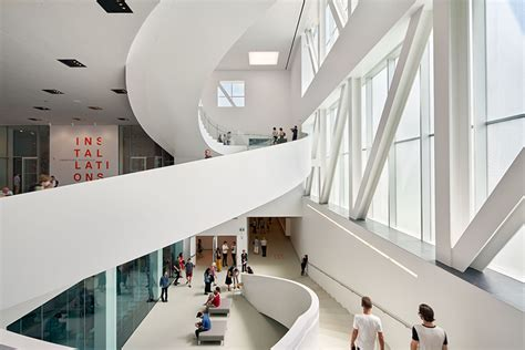 Pavillon Lassonde by Lassonde Pavilion By Oma Opens At Mnbaq Museum