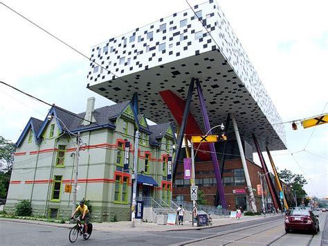 Home Design School Toronto School Of Design Ocad Building Toronto Canada I Would