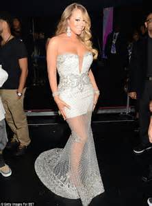 Wedding Dress In Uk Bet Awards 2013 Mariah Carey Accused Of Lip Synching During Bet Awards After Taking To The