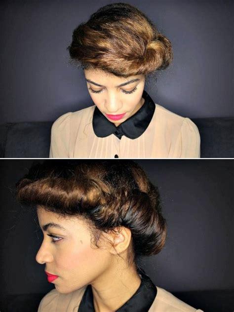 Vintage Hair Updo by 20 Vintage Updos