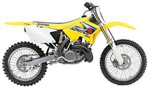 2000 Suzuki Rm 250 Suzuki Rm125 And Rm250 Cycle Torque Magazine