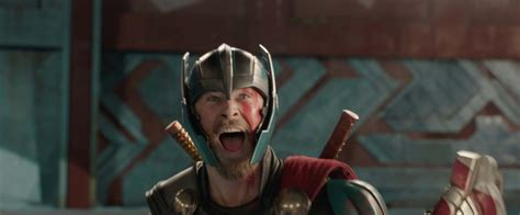 thor movie parts the thor ragnarok trailer s best joke was written by a