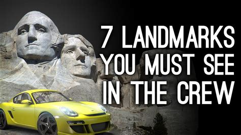 7 Doctors You Must Visit by The 7 Spectacular Landmarks You Must See In The Crew