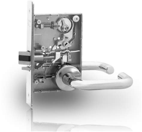 8200 mortise lock functions by sargent
