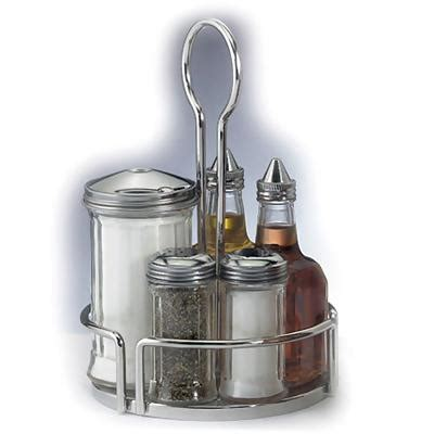 condiment caddy for tables tablecraft dia633 condiment table caddy 6 1 3