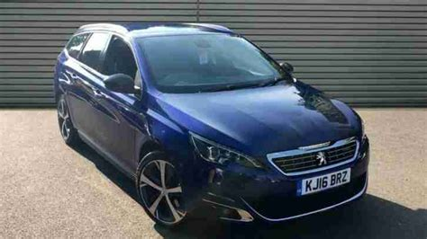 peugeot 2016 for sale 2016 peugeot 308 sw car for sale
