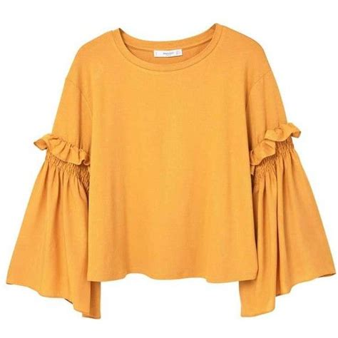 Ruffle Sleeve T Shirt 25 best ideas about ruffle shirt on