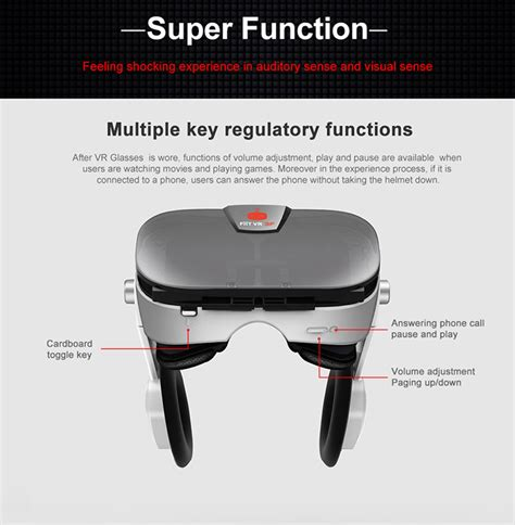 Fiit Vr 3f azhuo fiit 3d vr glasses supplier wholesale fiit vr 3f
