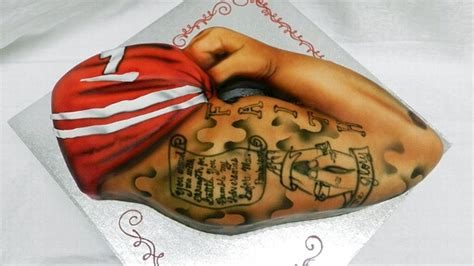 village pop tattoo kaepernick s cakes selling well