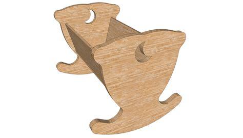 culla di legno la staccionata la culla di pap 224 in legno