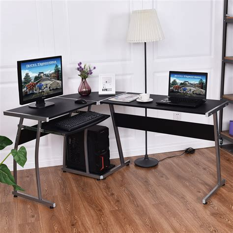 Large Corner Desk Home Office Large Corner Desk Home Office