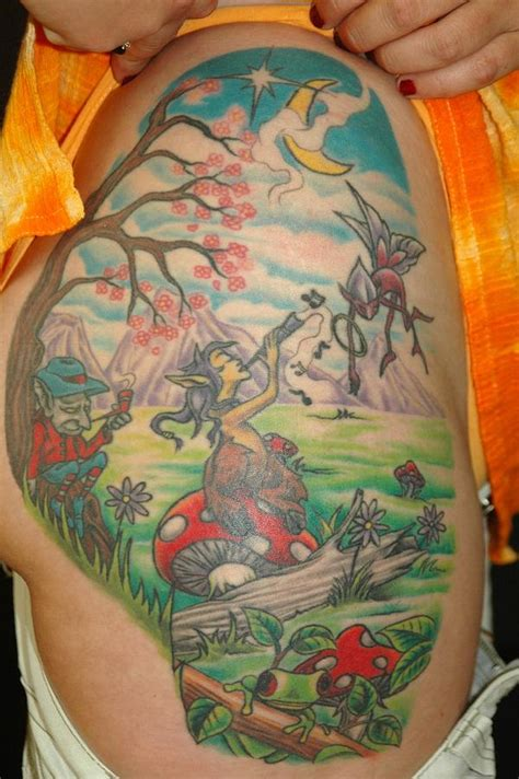 scenery tattoo designs scenery images designs