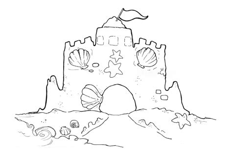 coloring page of castle az coloring pages sand castle coloring pages az coloring pages
