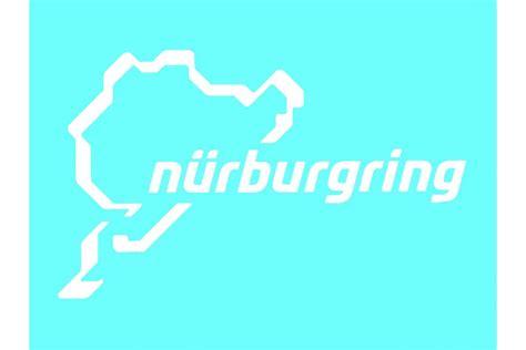 Aufkleber Nürburgring by N 252 Rburgring Aufkleber Neues Logo N 252 Rburgring