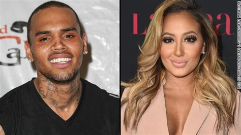 chris brown calls the real hosts trout chris brown goes on talk show hosts cnn