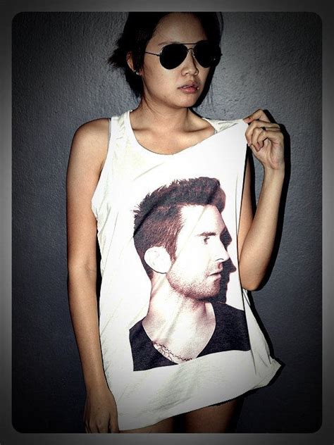 Tshirt Engineer By Adam by Maroon 5 Adam Levine Tank Top Shirt From Rockthewayyoulive On