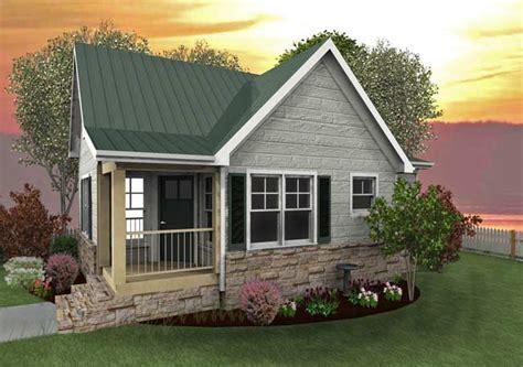 Floor Plans For Cottages by Planos De Caba 241 As De Campo Peque 241 As Construye Hogar