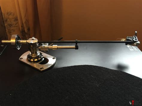Mixer Audio Black Widow infinity black widow tonearm photo 968897 canuck audio mart