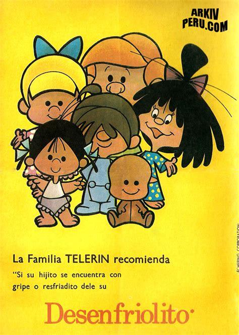 imagenes de la familia telerin con frases aviso de desenfriolito con la familia teler 237 n 1979