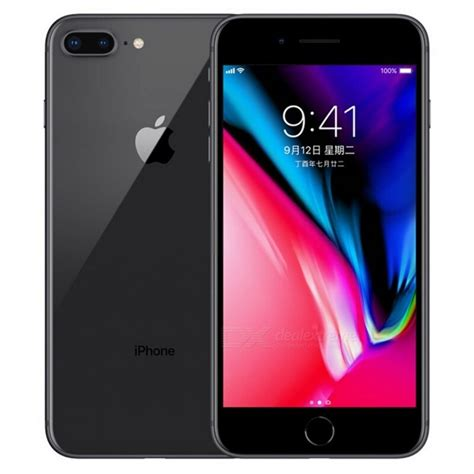 apple iphone 8 plus 64gb 256gb mobile phone unlocked used free shipping dealextreme