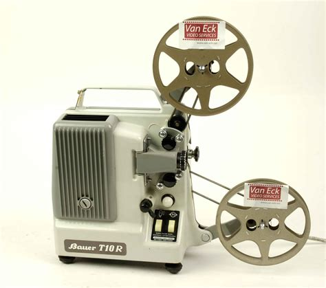 Bauer T10 R Film Projectors Spare Parts And Information