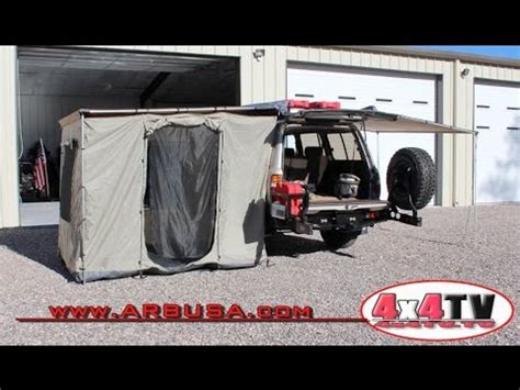 arb awning side walls side walls floor for pull out awning funnydog tv