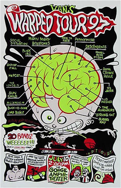 Harga Vans Social Distortion Original 1000 images about tour posters on warped tour