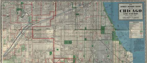 chicago map south side south side chicago map