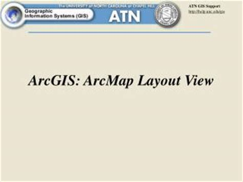arcgis layout view missing ppt opd operations ta50 inspection powerpoint