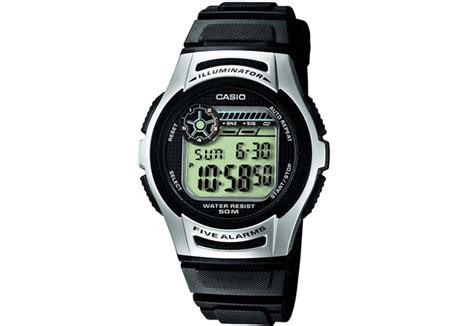 Casio W 213 Original watchband casio w 213 1a