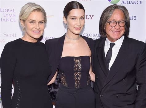 how tall is mohamed hadid bella hadid family boyfriend sister parents age height