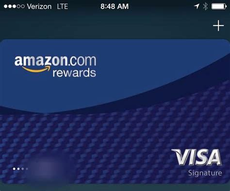 Turn Visa Gift Card To Amazon - amazon enables apple pay for its rewards visa card