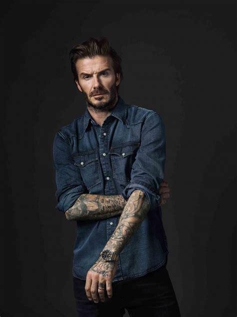 Its Beckham Tuesday Time by Beckham Becomes Tudor S Brand Ambassador Square Mile
