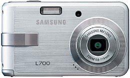 Kamera Samsung L700 samsung l700 datenblatt