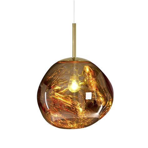 Gold Pendant Light Buy Tom Dixon Melt Gold Pendant Light Mini Amara