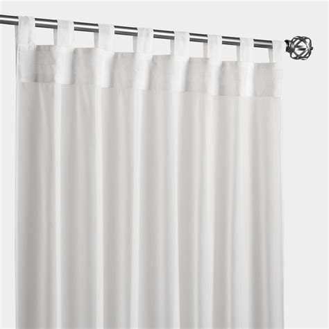 world market outdoor curtains ivory escape tab top outdoor curtain world market
