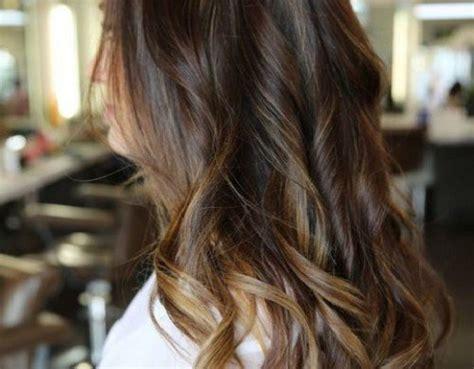 mechas en cabello oscuro 2016 diferentes estilos de mechas californianas y mechas balayage