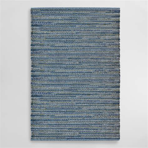 world market rug sale blue plains indoor outdoor area rug world market
