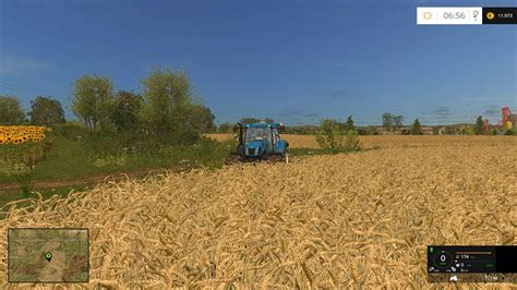 wheat barley real texture  fs farming simulator   mod