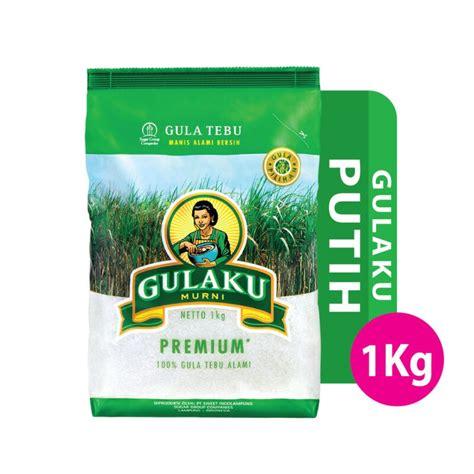 Gulaku Premium Gula Pasir 1 1 Kg jual gulaku premium 1 kg jd id