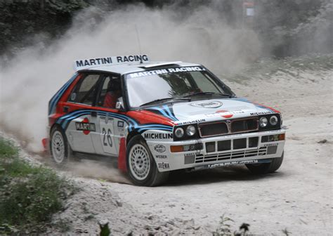 martini lancia cars with martini livery ranked