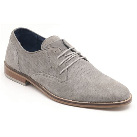 light grey dress shoes forsyth shoe in light grey suede