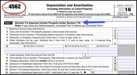 section 179 irs section 179 deduction for property equipment vehicles