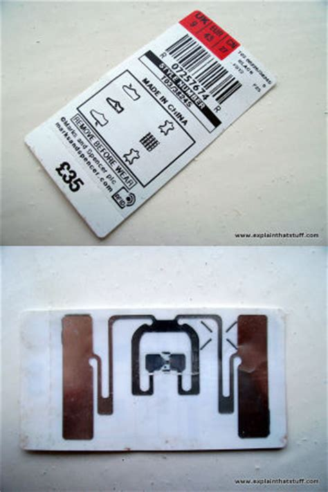 How Do Rfid Stickers Work