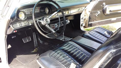 1964 Galaxie Interior by 1964 Ford Galaxie 500 Xl Fastback 184782