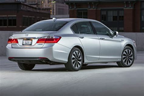 honda accord 2014 hybrid 2014 honda accord hybrid overview cars